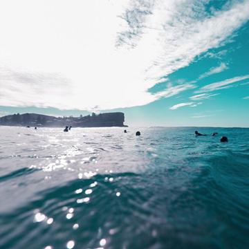 Avalon Beach Surf